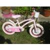 "Vélo fille ""Hello Kitty"", roues 14"""