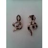 boucles d'oreille serpent colorée - Annonce gratuite marche.fr