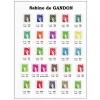 "Timbres ""Sabine de Gandon"""
