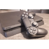 playstation 4 slim noir 1to + 9 jeux - Annonce gratuite marche.fr