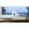 Grand studio neuf vue mer plage a 150m