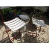 3 chaises pliables - Annonce gratuite marche.fr