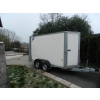 Remorque IFORS 2 essieux 2750kg