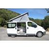 Trafic Renault aménagé camping car