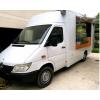 Mercedes Sprinter Magasin food truck