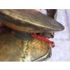 ancien damaru tibétain fait de deux cran - Annonce gratuite marche.fr