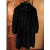 Manteau de fourrure flans de vison