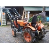 Micro tracteur kulbota b7001+chargeur