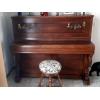 Piano + Tabouret