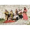 troupe djinjols à la fête médiévale - Annonce gratuite marche.fr
