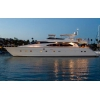 Location Super Yacht Saint Barth/Miami Beach