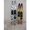 2 paires de ski nautique - Annonce gratuite marche.fr