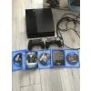 Playstation 4 avec 2 Manettes 3 Jeux