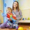 Cherche garde d'enfant à domicil