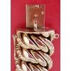 parures collier gourmette américaine or - Annonce gratuite marche.fr