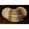 Service en porcelaine + Couverts argent