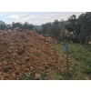 Donne terre de remblais
