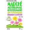 Marché Artisanal et Gourmand AHFMN