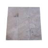 Marbre Marfil Beige Silver Shell 30x30 c