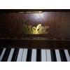 vend piano droit rösler à besançon - Annonce gratuite marche.fr