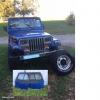À vendre Jeep Wrangler 2.5 YJ 1994