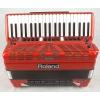 Accordéon rouge Roland-fr7-V-120-Bass