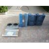 Plenums + grilles de reprise porte filtr