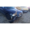 Peugeot 406 accidenté