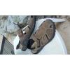 Sandales à scratch homme P43