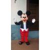 Mascottes Mickey et Minnie sur Lyon
