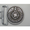 Boucle ss allemand origine, RZM 36/40SS
