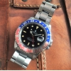 1991 ROLEX GMT 16700 WITH BOX AND PAPERW