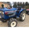 Micro tracteur iseki de 23cv en 4 roues