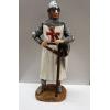 Figurine neuve chevalier templier.