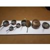 Ustensiles de cuisine en cuivre