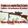 Carabine à air comprimé Diana Panther 31