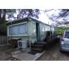 Vend mobil home sur terrain de camping
