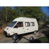 Camping Car Trafic T 1200 D