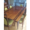 Salle à manger ART DECO: Esemble table +