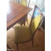 salle à manger art deco: esemble table + - Annonce gratuite marche.fr