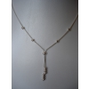 collier argent avec perles taille 47 cm - Annonce gratuite marche.fr