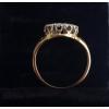bague or et diamants forme fer à cheval - Annonce gratuite marche.fr