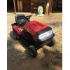 Tracteur tondeuse MTD 500