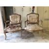 2 fauteuils L-XV