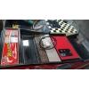 Borne arcade voiture vintage flipper