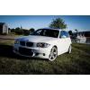 BMW 1 SERIE  118 D DIESEL BLANC 5P