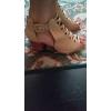Sandales à talons pointure 39