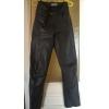 Pantalon cuir