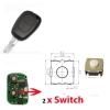switch bouton clé télécommande plip - Annonce gratuite marche.fr