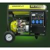 Groupe électrogène d'essence AV7000